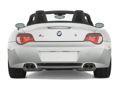 2008-bmw-z4-m-roadster-rear-view