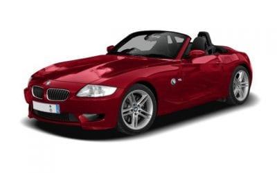 BMW Z4M Convertible
